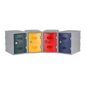 eXtreme Outdoor Plastic Lockers