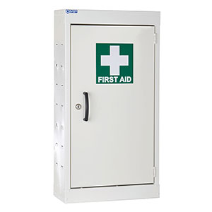 First Aid Cupboards Wall Mounted