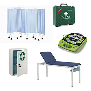 First Aid Room Starter Pack
