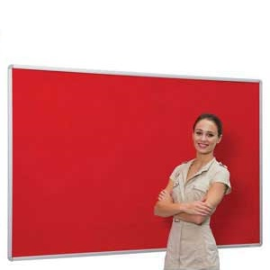 Flame Shield Flambord Noticeboards - Framed or Unframed
