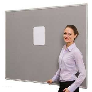 Flame Shield Noticeboards - Framed or Unframed