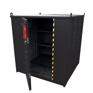 FlamStor - Fire Resistant Storage Vaults