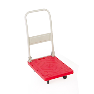 Mini Plastic Platform Trolleys & Dollies