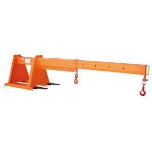 Fork Mounted Extending Jib