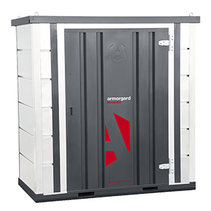 Armorgard Forma-Stor Quick-Assembly Secure Storage Containers