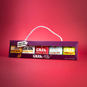 Free mini chocolate bars on orders over £199, dispatched w/c 18th Dec