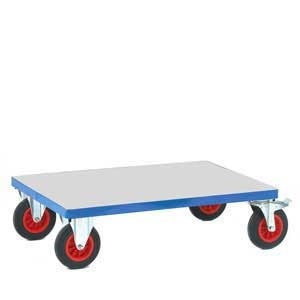Galvanised Base Platform Trolley Base Only