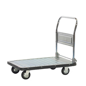 Galvanised Folding Platform Truck