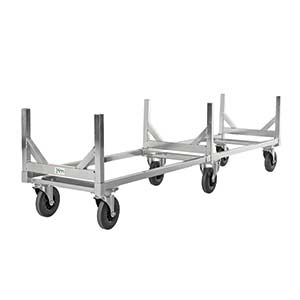 Galvanised Long Load Trailer 800kg capacity with FREE UK Delivery