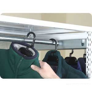 Garment Hanging Rail for Stormor Shelving