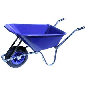 General Purpose Plastic Wheelbarrow