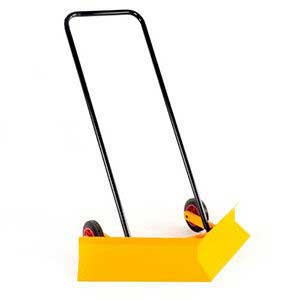 Hand Operated V Blade Snow Plough