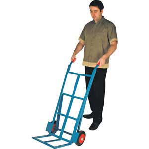 H/D steel angle iron Sack Truck 300kg capacity