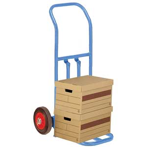 Heavy Duty 'Black Diamond' Folding Sack Truck