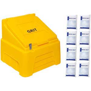 Heavy Duty Grit Bins - 400ltr