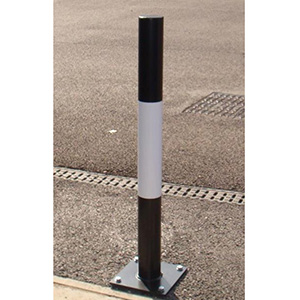 Security Posts, Steel Fixed Bollards, Steel Removable Bollards, Steel Hinged Bollards, H/D Padlock Posts