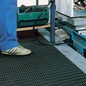 Heronair PVC Matting 10mm thick - per linear metre