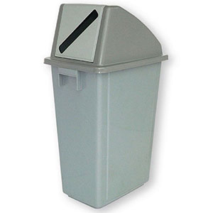 Indoor Recycling Containers with Choice of Lid