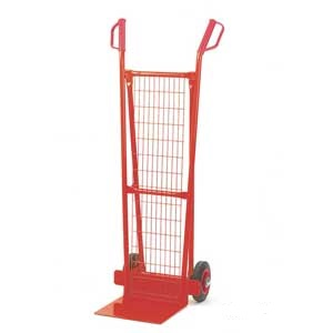 Industrial Sack Trucks With Mesh Back