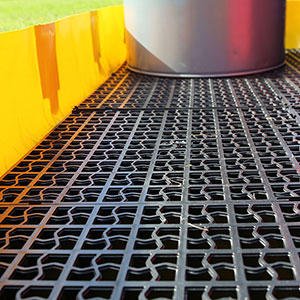 InstaBund Interlocking Decking Grids