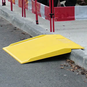 Kerb / Ridge Access Ramps