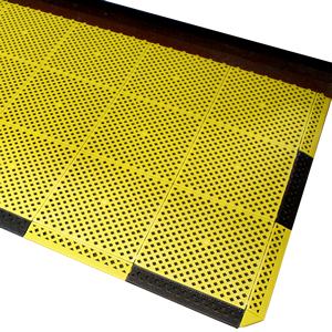 Kumfi Interlocking Duckboard Tiles in 5 Colours with FAST Delivery