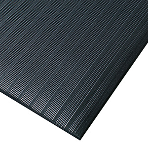 Kumfi Rib Anti-Fatigue Matting per Meter with FREE UK Delivery