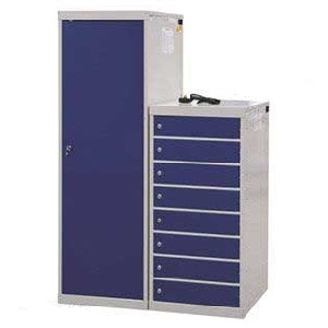 Laptop Charging Lockers 8 or 12 Compartments