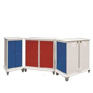 Laptop Locker Mobile Trolleys