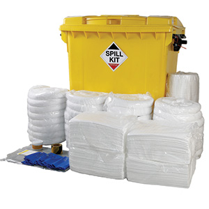 Emergency Spill Kits - Large Drum Stores / Small Tank Farm Kit