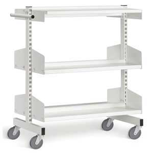 Mobile Shelving Trolley