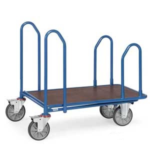 Cash and Carry Trolley Long Load