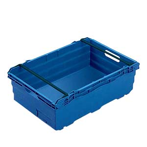 Maxi-Nest Stacking Containers