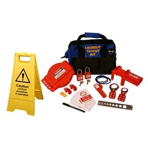 Medium & Large Lockout Kits
