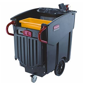Mega Brute Mobile Waste Collector Trolley