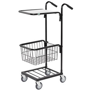 Mini Mail Trolleys