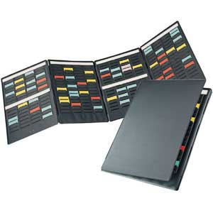 Mini planner T-Card portable kit