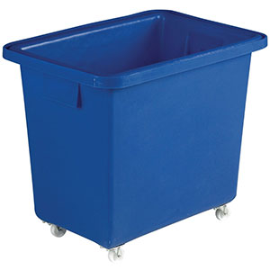 Mobile Bottle Skip, 115-160 Litre Capacity