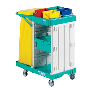 Mobile Cleaning Trollies