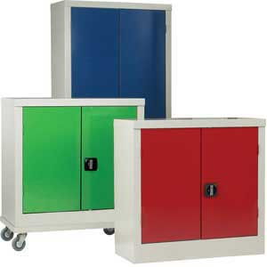 Mobile General Storage Cupboards