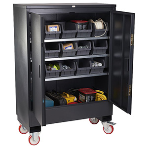 Mobile Fittings Cabinets