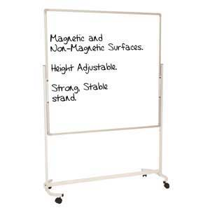 Mobile Magnetic or Non-Magnetic Whiteboards