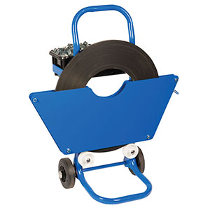 Mobile Ribbon Wound Dispenser Trolley