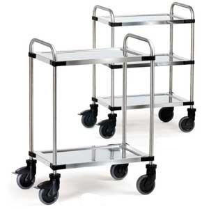 Modular Stainless Steel Trolley