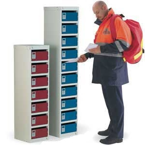 Multi-user Post Box 240 Series - High Capacity, 40mm slot