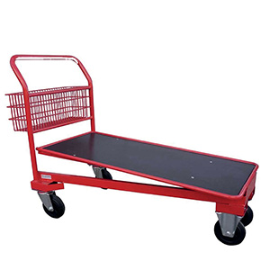 Nesting Stock/Cash & Carry Trolley with 500kg Capacity with FREE UK Delivery