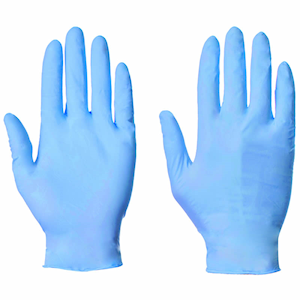 CE marked, Latex free gloves