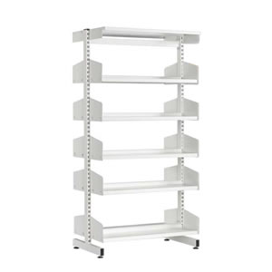 Office/Library Shelving Double Sided 900w