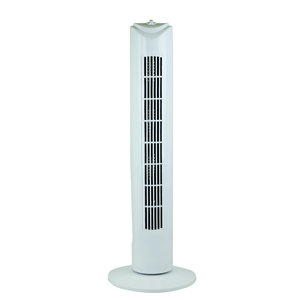 "29"" Oscillating Tower Fan With 3 Speed Settings"