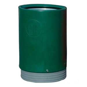 Outdoor Open Top Litter Bins